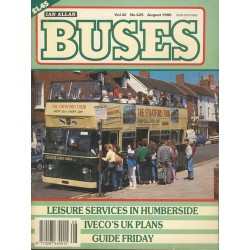 Buses 1990 August