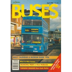 Buses 1996 April