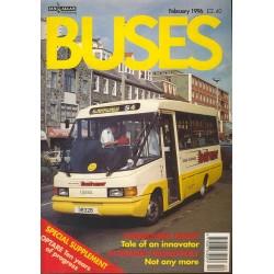 Buses 1996 February