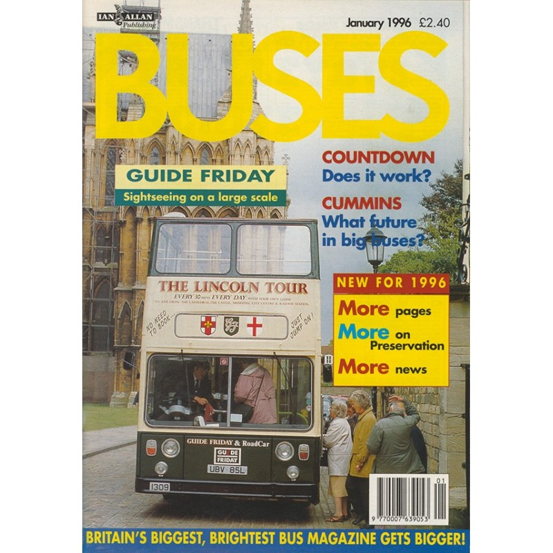 Buses 1996 January