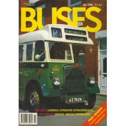 Buses 1996 July