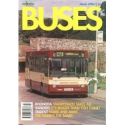 Buses 1998 March