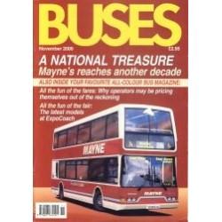 Buses 2000 November