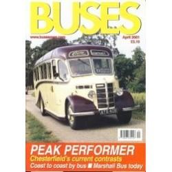 Buses 2001 April