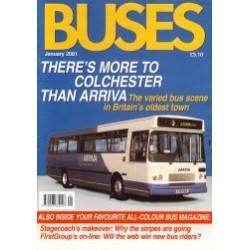 Buses 2001 January