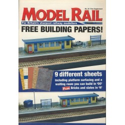Model Rail Building Papers
