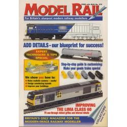 Model Rail collectors