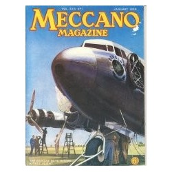 Meccano Magazine 1939 January