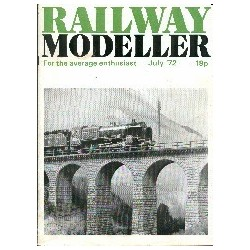 Railway Modeller 1972 July