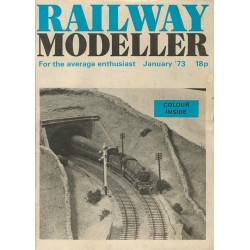 Railway Modeller 1972 January