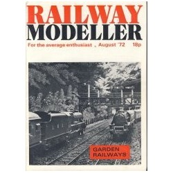 Railway Modeller 1972 August